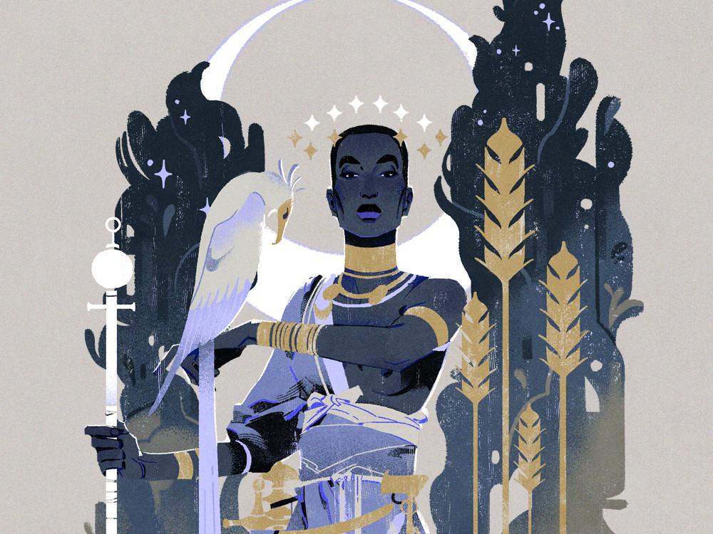 Sefirot High Priestess